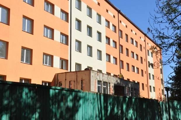 Реконструкція Чернівецького перинатального центру