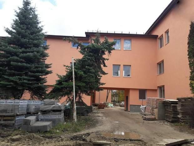 Реконструювати львівський перинатальний центр розпочали у 2013 році