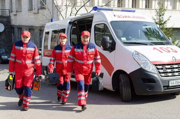 Як зміниться формат невідкладної медичної допомоги Києва