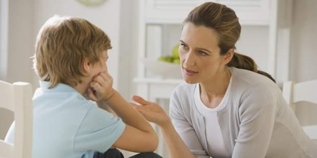 На агресію дитини відповідайте спокійно