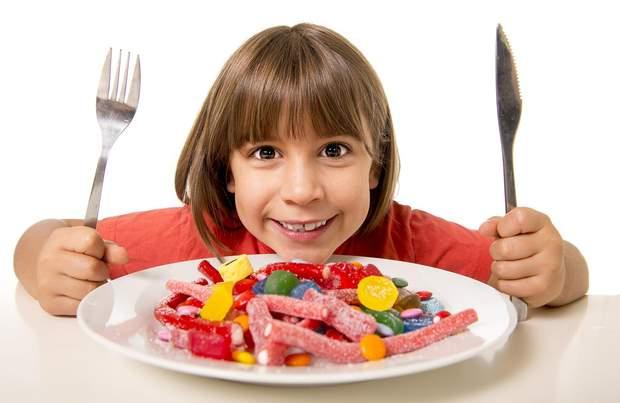 Солодощі збільшують ризик розвитку цукрового діабету