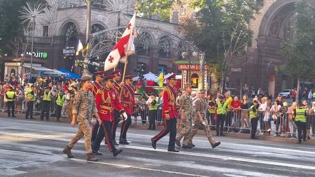 парад Київ День Незалежності