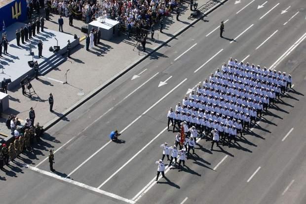 парад День Незалежності Київ