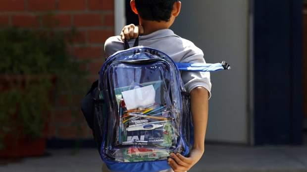 Критерії підбору рюкзака для школяра