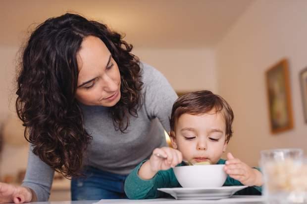 Норма вживання солі для дітей
