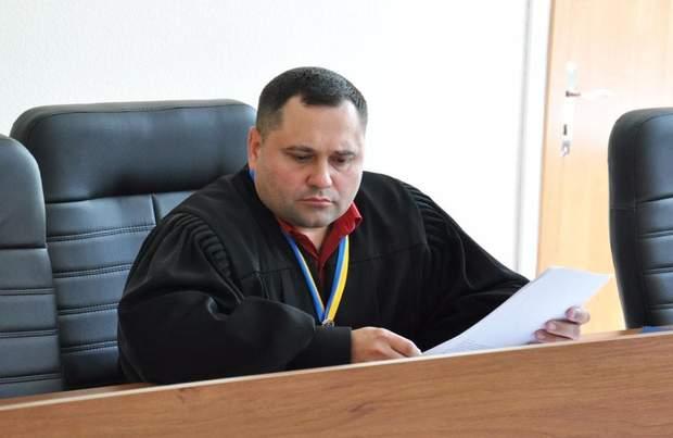 Суддя Юрій Куліш