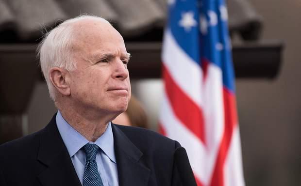 Трамп відмовився гідно вшанувати пам'ять сенатора Джона Маккейна