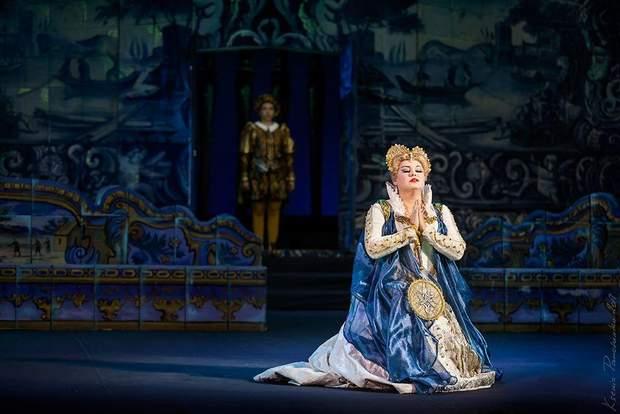 Людмила Монастирська в опері