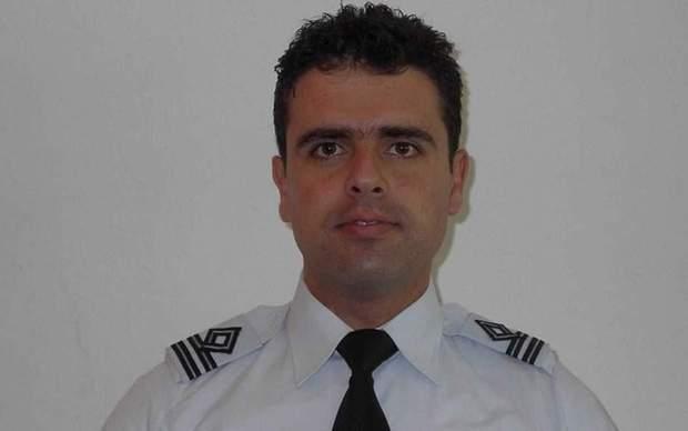 Загиблий пілот літака Ніколас Васілею