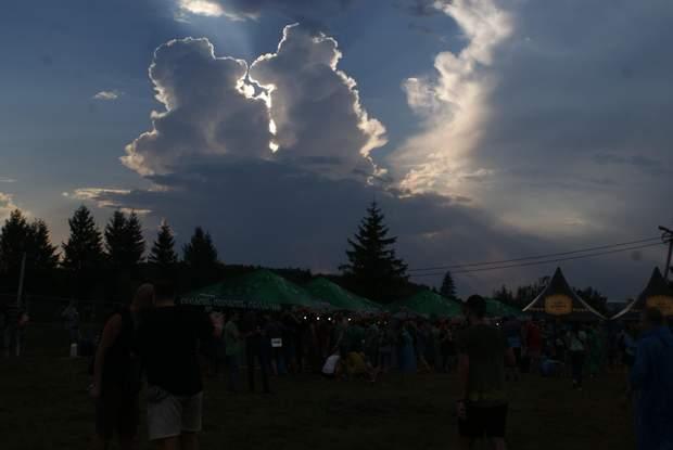 Небо над zaxidfest