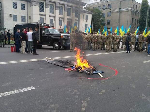 Іловайська трагедія Київ роковини