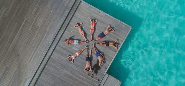 Оптимальний варіант відпустки для організму становить 8 днів