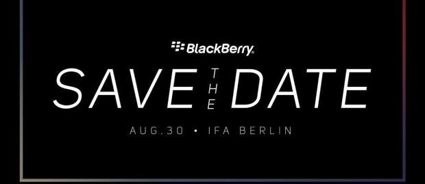 BlackBerry IFA 2018