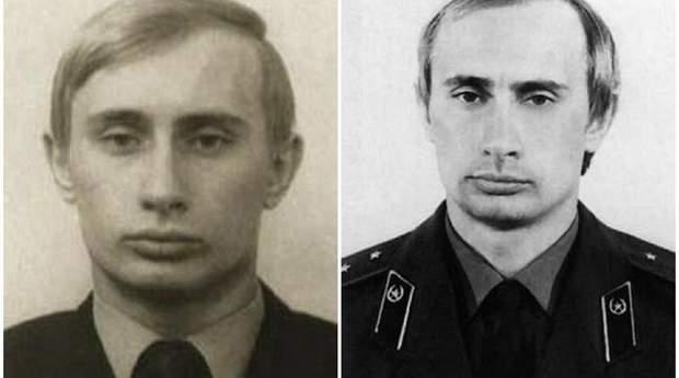 Путін прослужив у КДБ майже 16 років – із 1975-го по 1991-й