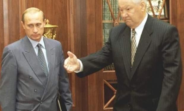 Єльцин обговорював призначення Путіна своїм наступником із Клінтоном