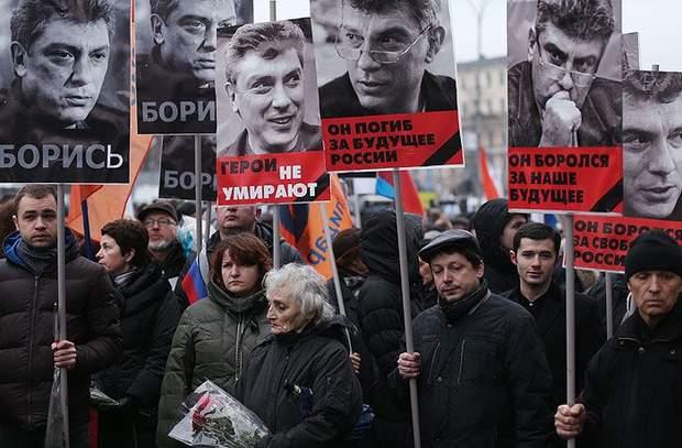 У 2015 році Путін знищив свого останнього політичного суперника в Росії – Бориса Нємцова