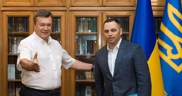Портнов, Янукович