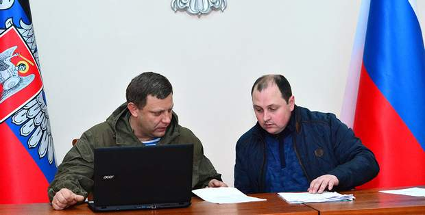 Трапєзніков, ДНР, вбивство, Захарченко, Донбас