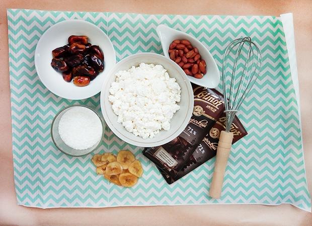 інгредієнти цукерки рецепт школярів перекус