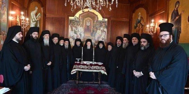 Архієрейський собор Константинопольської церкви у Стамбулі