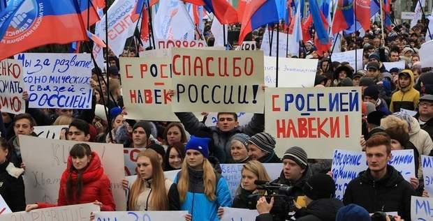 війна на Донбасі ОРДЛО Путін