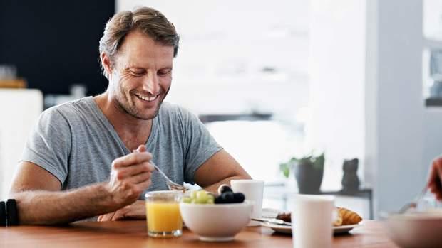 Готуйте корисний сніданок