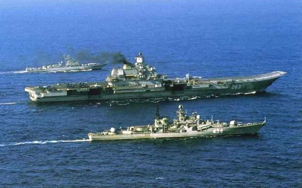 Військові навчання Росії у Середземному морі – це генеральна репетиція наступу на Ідліб