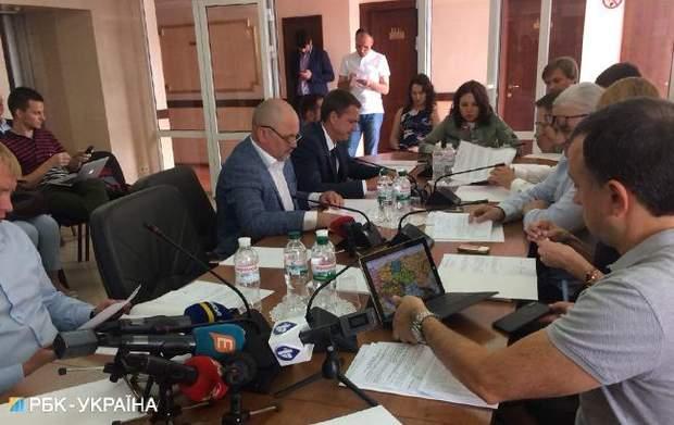 """Комітет з питань свободи слова Седлецька """"Схеми"""" ГПУ"""