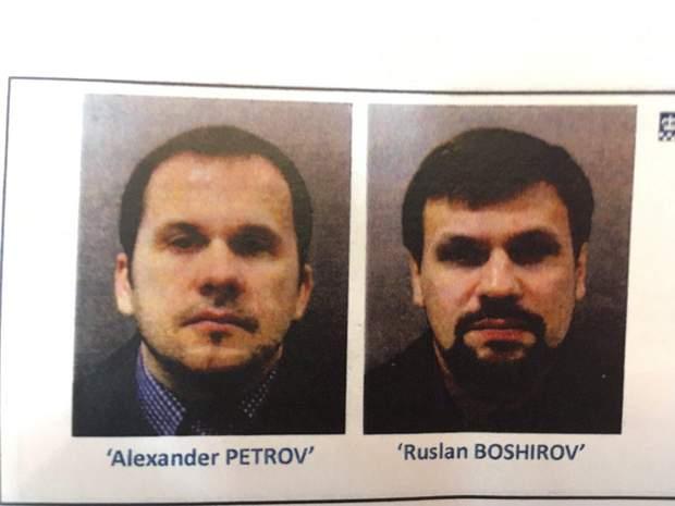 Росія не видасть своїх офіцерів ГРУ, підозрюваних в отруєнні Скрипалів у Британії