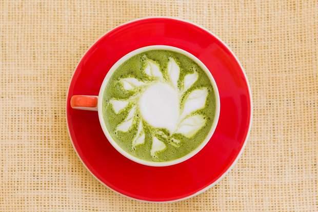Зелена кава сприяє схудненню