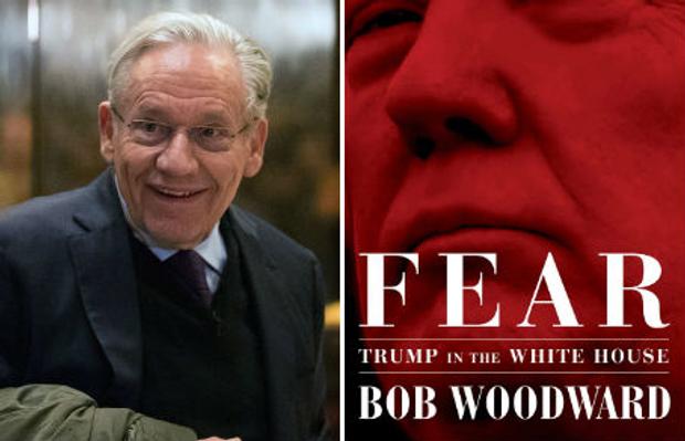 Трампа розлютила книга нова книга Боба Вудвора про нього