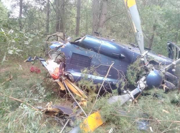 авіакатастрофа Київ вертоліт