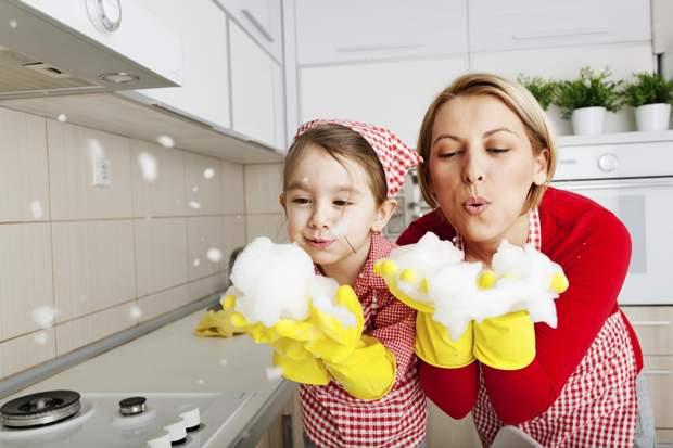 Чому діти повинні мати домашні обов'язки