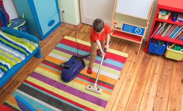 Домашні обов'язки допоможуть дітям знайти баланс у житті