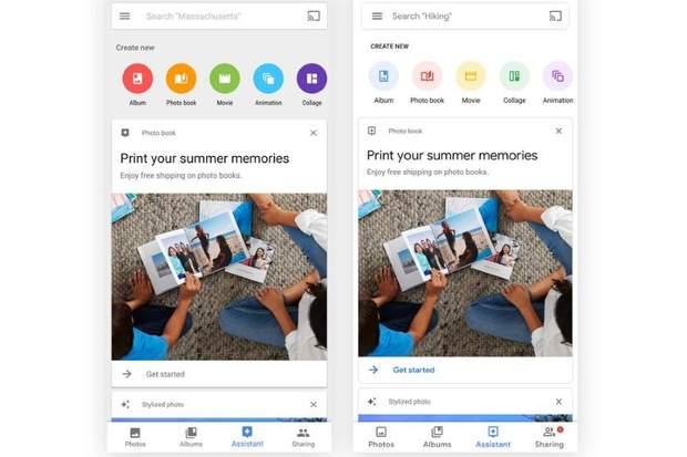 Google, Google Photos, додатки, оновлення, фото