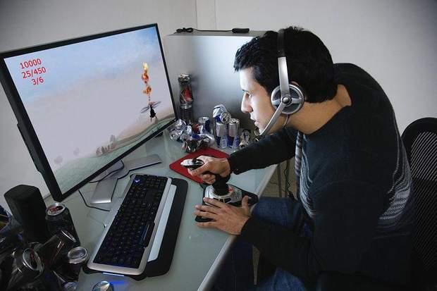 Якщо погіршився настрій, то спробуйте пограти у комп'ютерні ігри