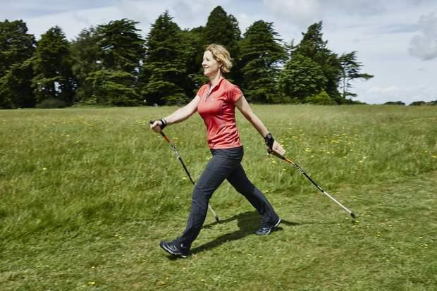 Щоб схуднути ходіть зі швидкістю 6–6,5 км/год