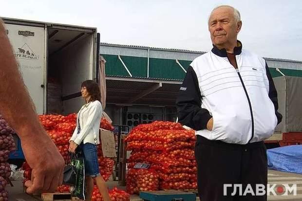 Рибак ринок Київ