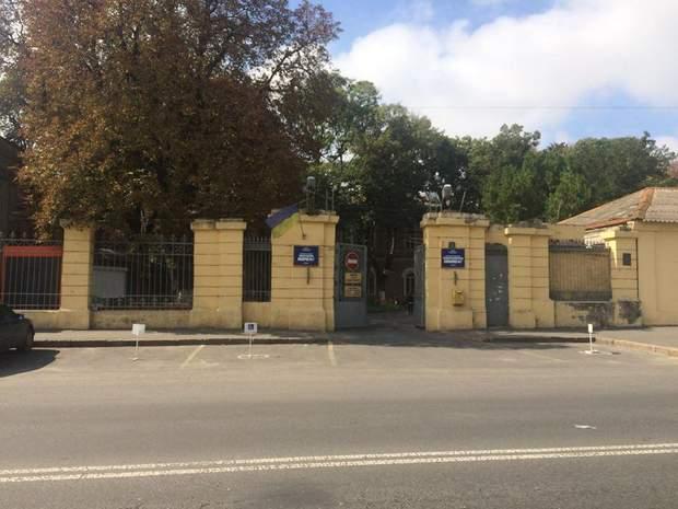 лікарня ДТП Одеса
