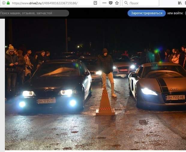 ДТП, Одеса, Кримінал, жертви, Фонтанська дорога, BMW, водій