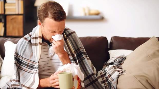 Ослаблення імунітету