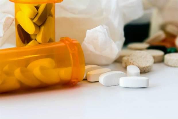 Препарати проти грипу та застуди