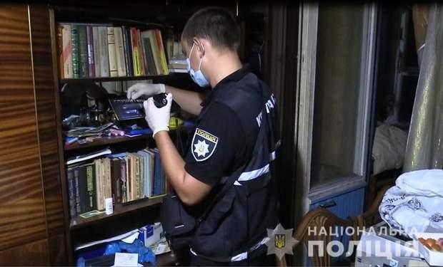 вбивство Київ вбивця під диваном