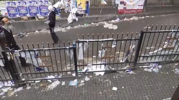 умань 2018 сміття