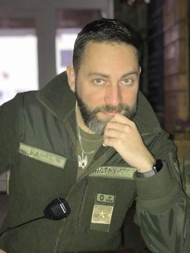 Барі Бонен Інструктор Ізраїль