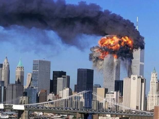 теракт США вежі-близнюки 11 вересня 2001