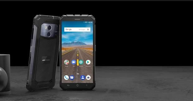 Ulefone Armor X, телефон, смартфон, витривалість, міцність, краш-тест