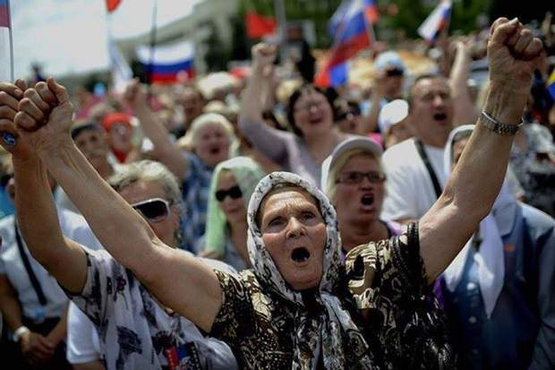 ОРДЛО війна на Донбасі Путін