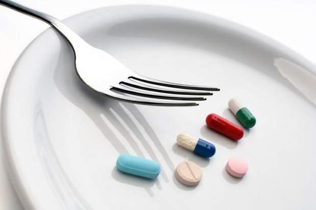 Чим небезпечна дієта на таблетках