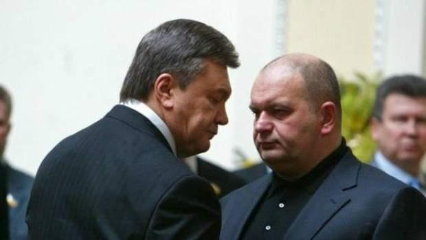 Віктор Янукович та Микола Злочевський